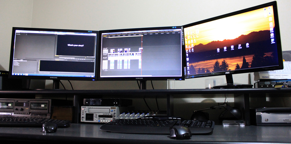 Video Editing and Video Production